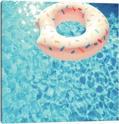 Swimming Pool VII Canvas Art Print