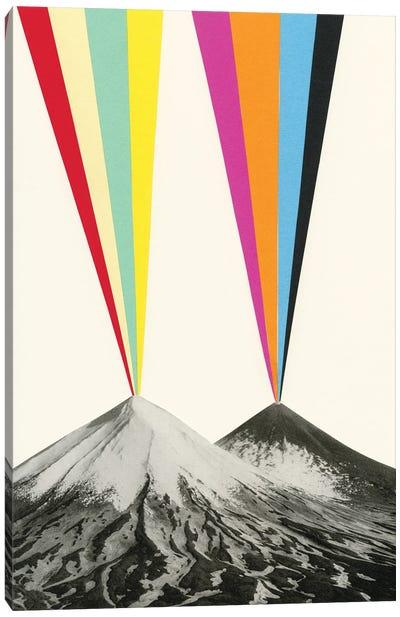 Volcanos Canvas Art Print