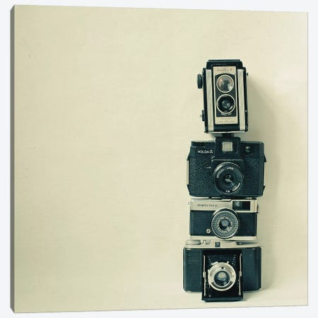 Camera Love Canvas Print #CSB29} by Cassia Beck Canvas Art
