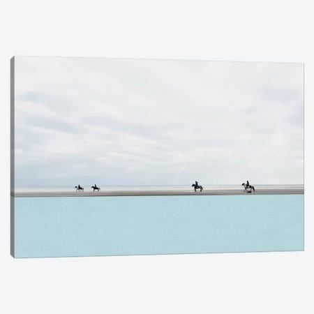 Equus II Canvas Print #CSB47} by Cassia Beck Canvas Print