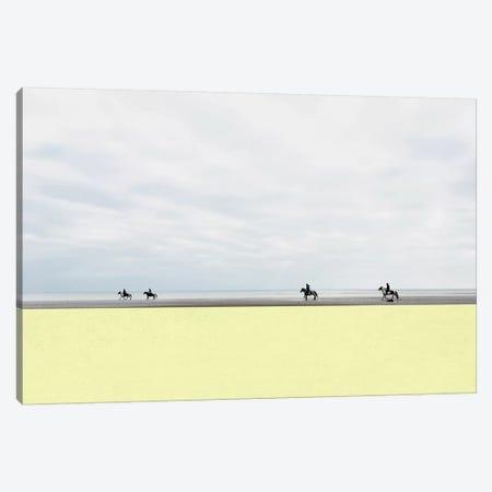 Equus III Canvas Print #CSB48} by Cassia Beck Canvas Wall Art
