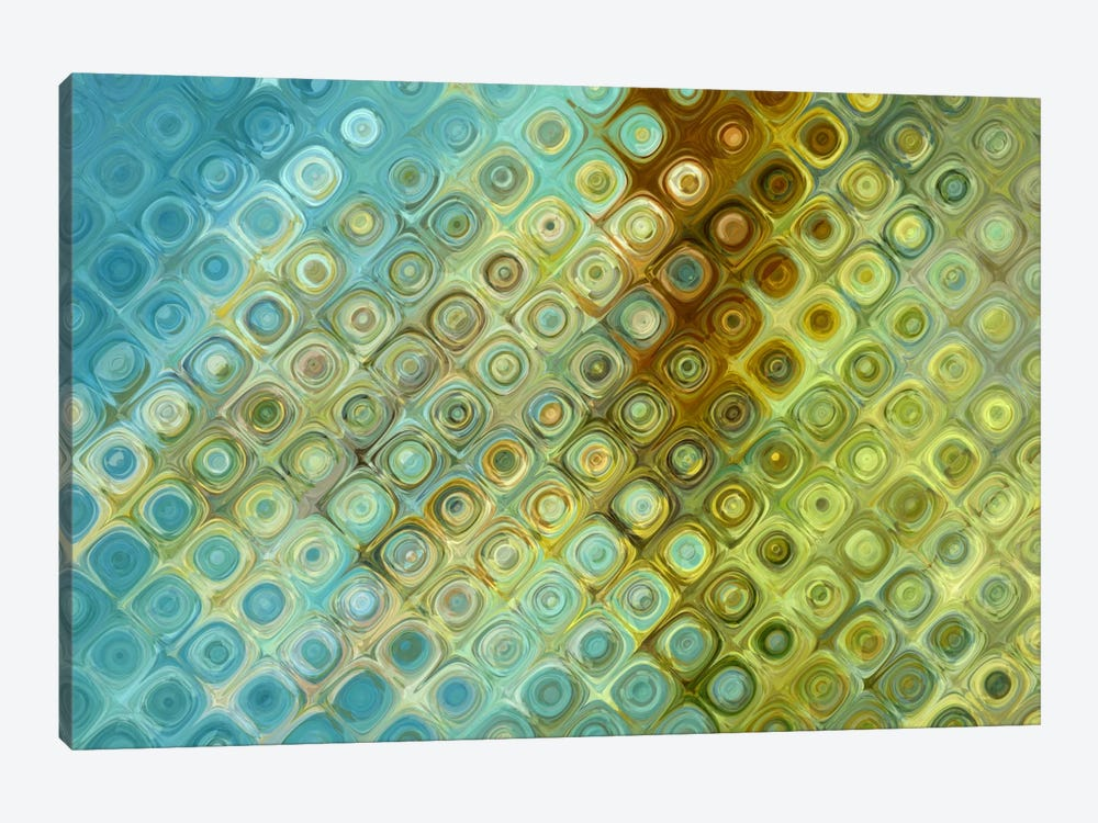 Peninsula Bubble by Unknown Artist 1-piece Canvas Art Print
