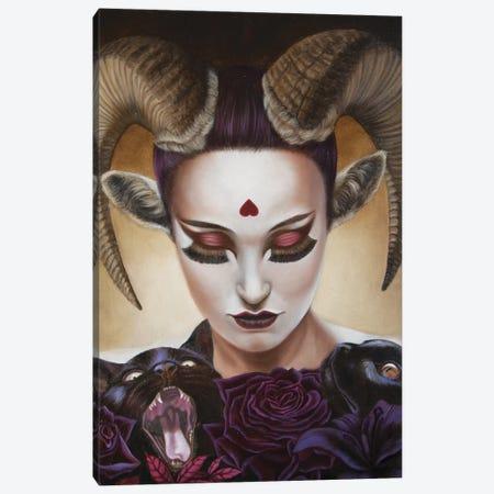Non per Amore Canvas Print #CSE13} by Carla Secco Canvas Artwork