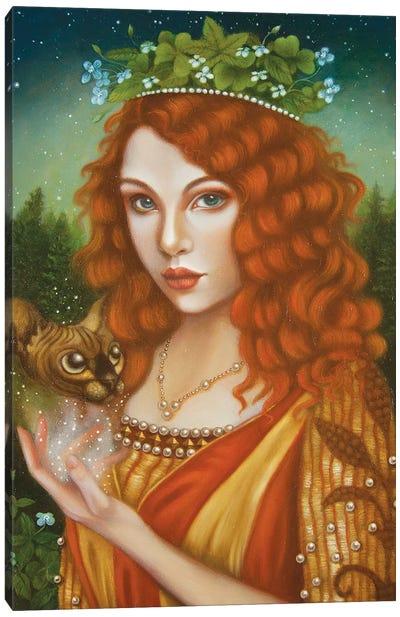 Ombrose Notti Canvas Art Print