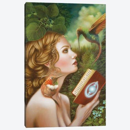The Portal Canvas Print #CSE18} by Carla Secco Canvas Artwork