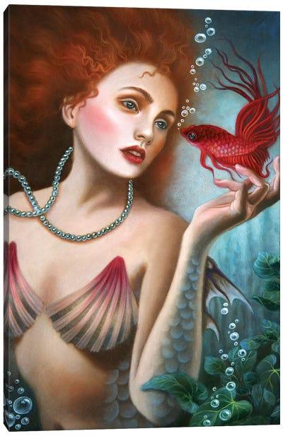 Deep Ocean Canvas Art Print