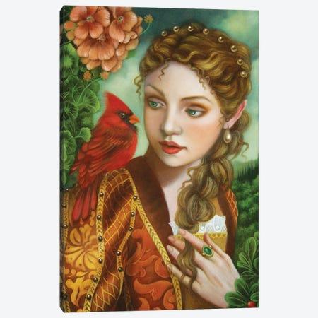 Elisabeth 3-Piece Canvas #CSE4} by Carla Secco Canvas Wall Art