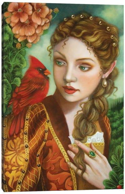 Elisabeth Canvas Art Print