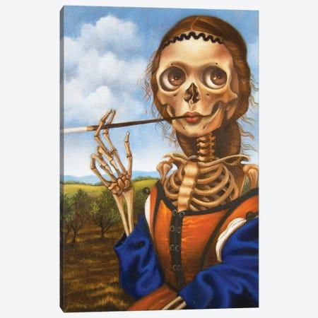 I Vizi di Maddalena Strozzi Canvas Print #CSE6} by Carla Secco Canvas Wall Art