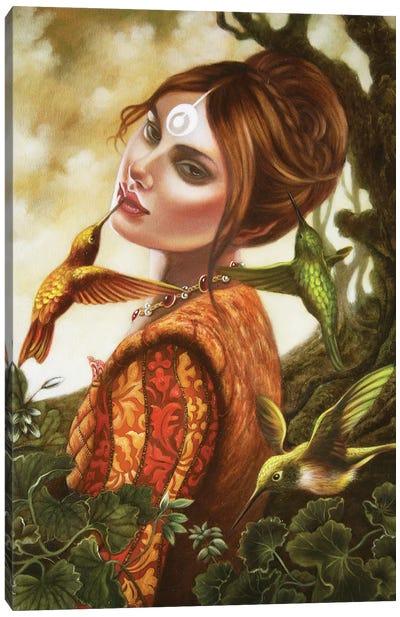 Isabella Canvas Art Print
