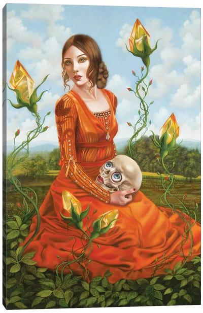L'Aura Canvas Art Print