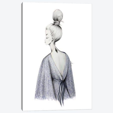Kimono Canvas Print #CSI25} by Maria Camussi Canvas Art