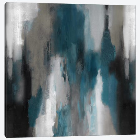 Apex Cerulean Canvas Print #CSP10} by Carey Spencer Canvas Print