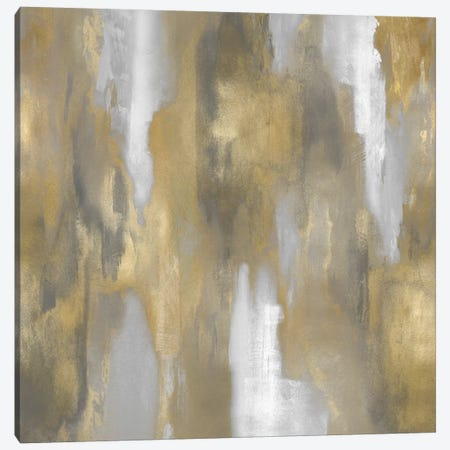 Apex Gold I Canvas Print #CSP11} by Carey Spencer Art Print