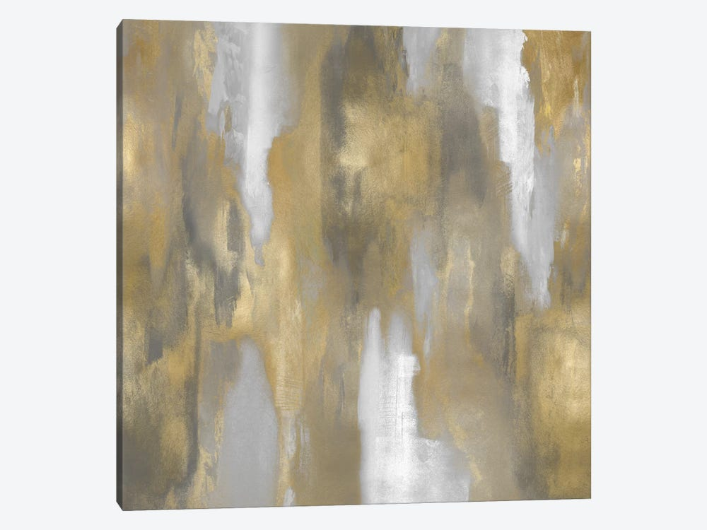 Apex Gold I by Carey Spencer 1-piece Canvas Art