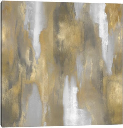 Apex Gold I Canvas Art Print