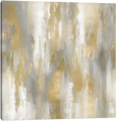 Apex Gold II Canvas Art Print