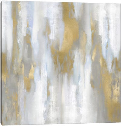 Apex Gold III Canvas Art Print