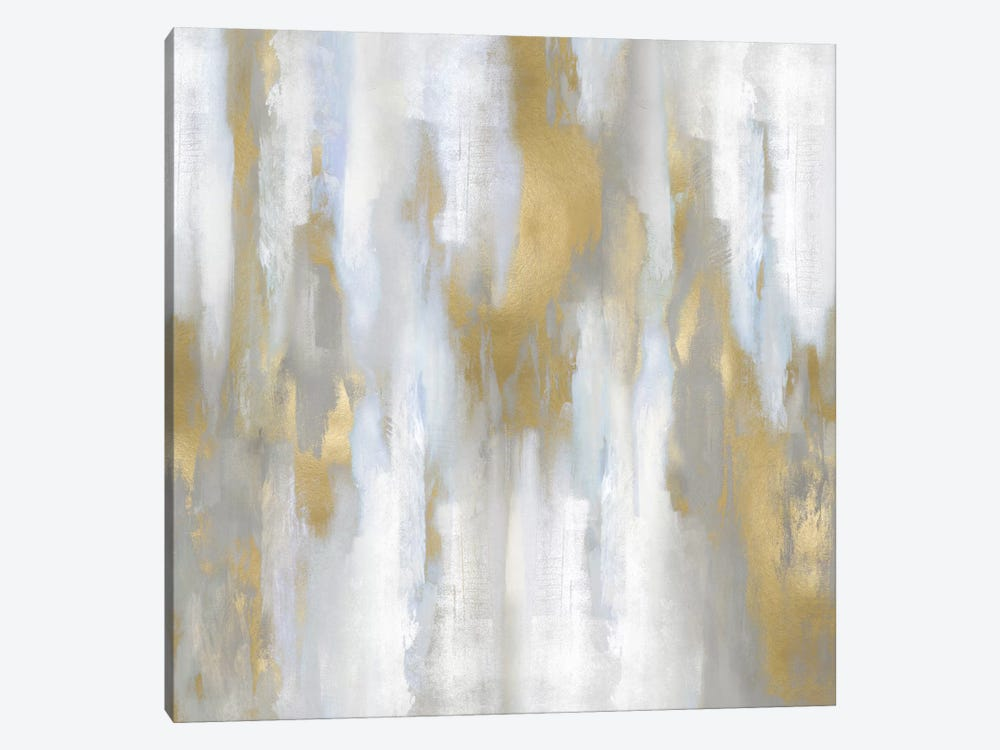 Apex Gold III by Carey Spencer 1-piece Canvas Wall Art