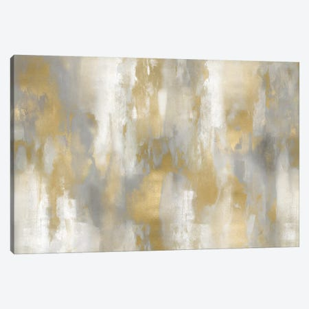 Golden Perspective I Canvas Print #CSP15} by Carey Spencer Canvas Wall Art