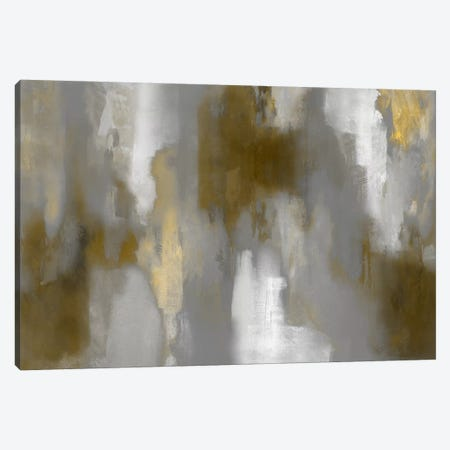 Golden Perspective II Canvas Print #CSP16} by Carey Spencer Canvas Wall Art