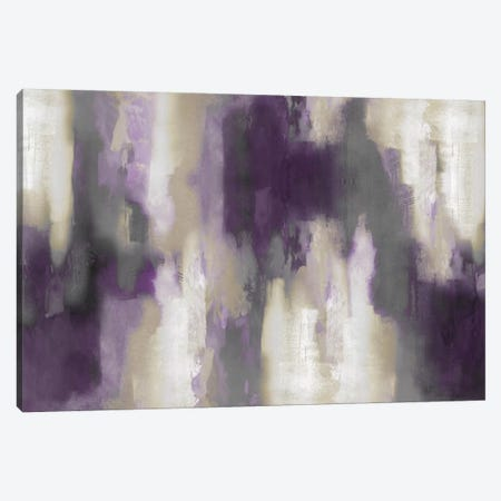 Amethyst Perspective I Canvas Print #CSP1} by Carey Spencer Canvas Print
