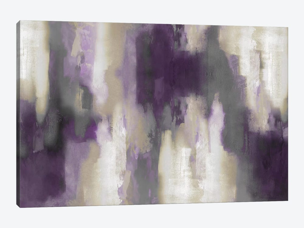 Amethyst Perspective I by Carey Spencer 1-piece Art Print