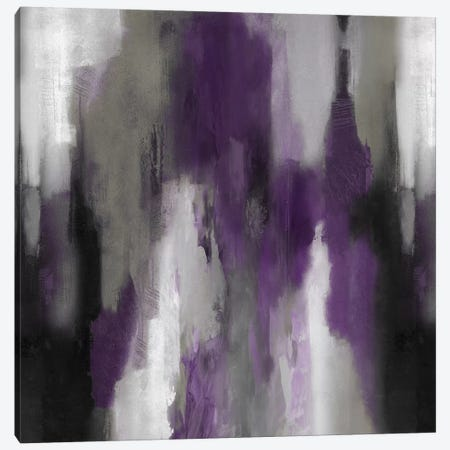 Amethyst Perspective II Canvas Print #CSP2} by Carey Spencer Canvas Print