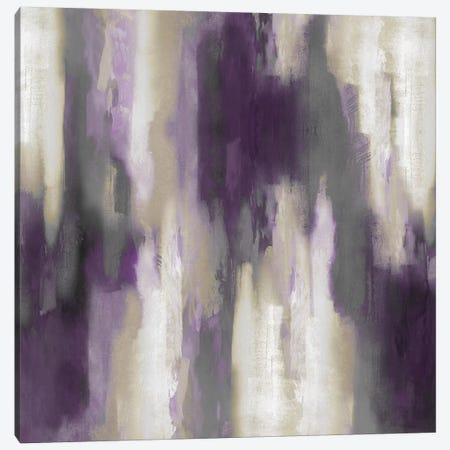 Amethyst Perspective III Canvas Print #CSP3} by Carey Spencer Canvas Print