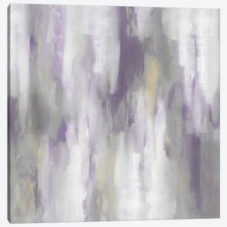 Amethyst Perspective IV Canvas Print #CSP4} by Carey Spencer Canvas Artwork
