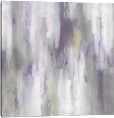 Amethyst Perspective IV Canvas Art Print