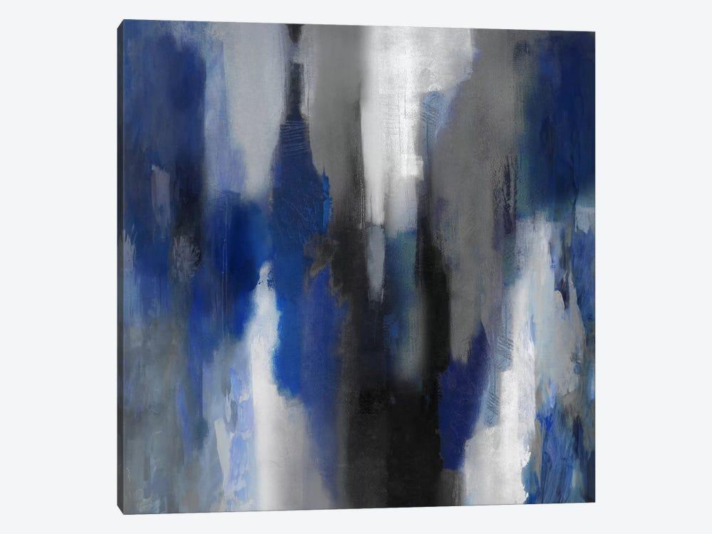 Apex Blue I by Carey Spencer 1-piece Canvas Art Print