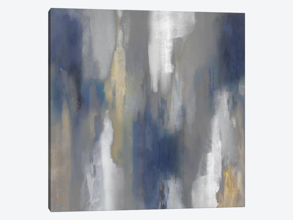 Apex Blue IV by Carey Spencer 1-piece Canvas Wall Art