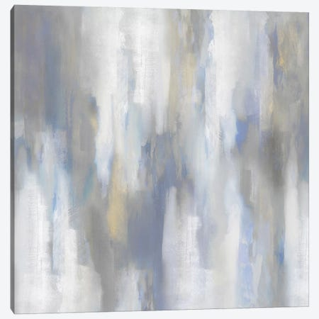Apex Blue V Canvas Print #CSP9} by Carey Spencer Art Print