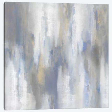 Apex Blue V Canvas Print #CSP9} by Carey Spencer Art Print