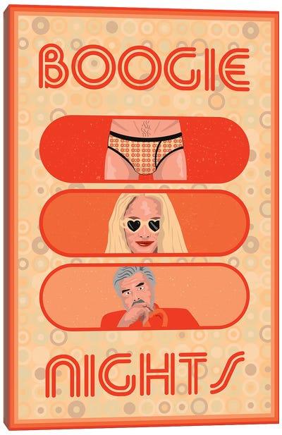 Boogie Nights Canvas Art Print