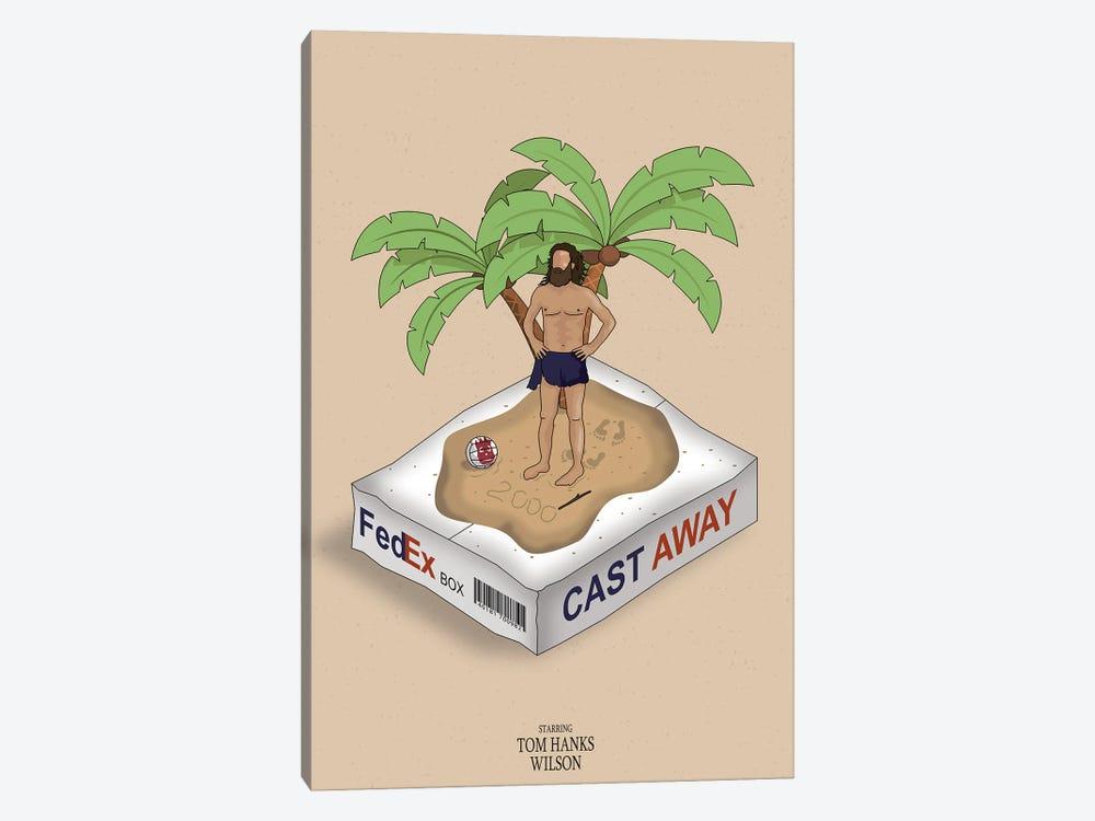 Cast Away by Chris Richmond 1-piece Art Print