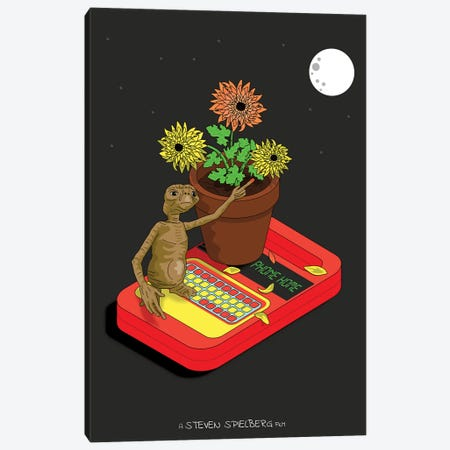 E.T Canvas Print #CSR15} by Chris Richmond Canvas Art