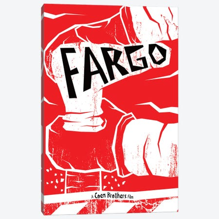 Fargo Canvas Print #CSR16} by Chris Richmond Canvas Artwork