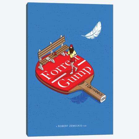 Forrest Gump Canvas Print #CSR19} by Chris Richmond Canvas Art Print