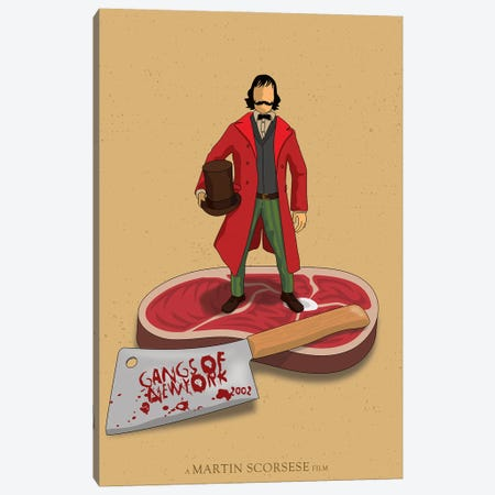 Gangs Of New York 3-Piece Canvas #CSR20} by Chris Richmond Canvas Wall Art