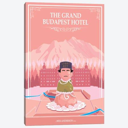 Grand Budapest II Canvas Print #CSR24} by Chris Richmond Canvas Art Print