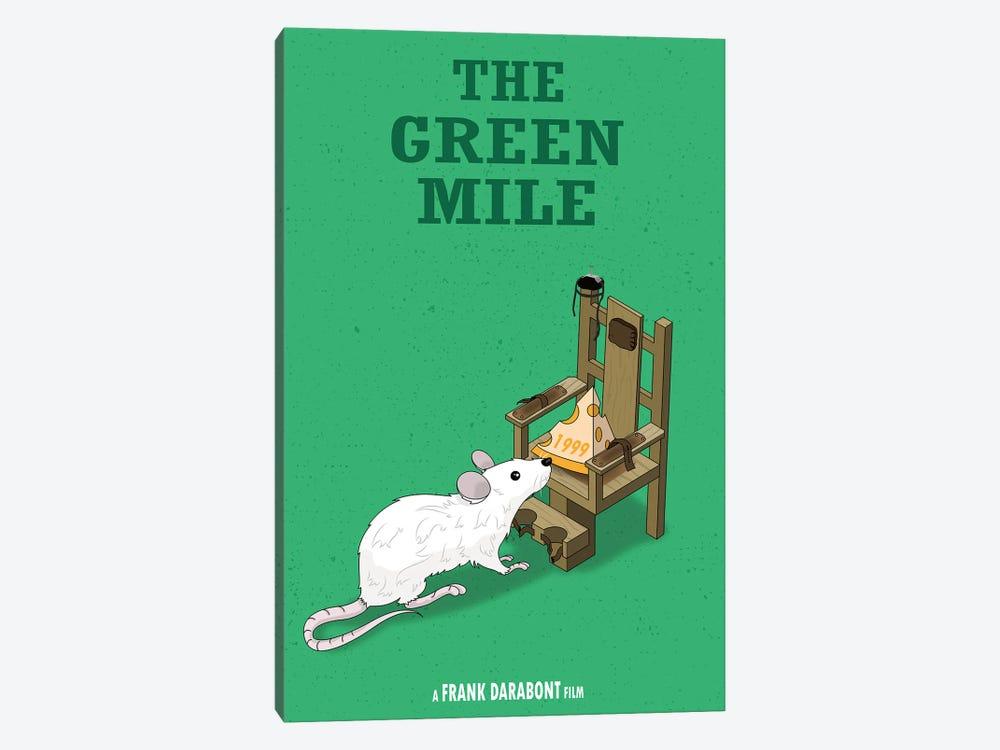 Green Mile by Chris Richmond 1-piece Canvas Art