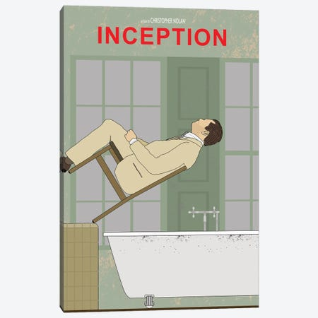 Inception Canvas Print #CSR29} by Chris Richmond Canvas Artwork