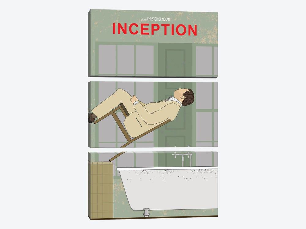 Inception by Chris Richmond 3-piece Canvas Wall Art