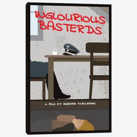 Inglorious Basterds Canvas Print #CSR30} by Chris Richmond Canvas Print