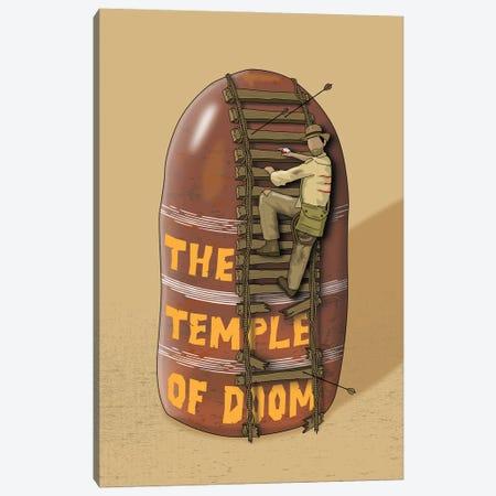 Indiana Temple Of Doom Canvas Print #CSR34} by Chris Richmond Canvas Artwork