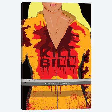 Kill Bill Canvas Print #CSR40} by Chris Richmond Canvas Artwork