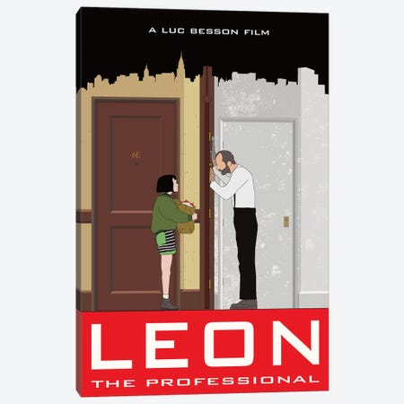 Leon I Canvas Print #CSR41} by Chris Richmond Canvas Artwork