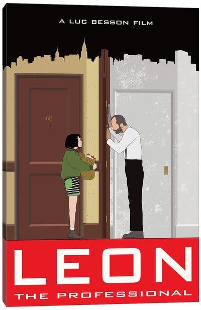 Leon I Canvas Art Print